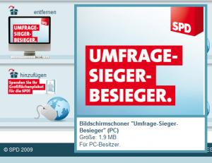 SPD: Der Umfragesiegerbesieger?