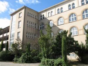 Barmbeker Schweiz ehemaliges Gymnasium Uhlenhorst Barmbek